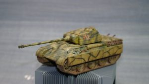 20mm ww2 plastic soldier Company Panther Tanks – M & C